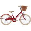 """Creme Mini Molly 20"""" - Vélo enfant - rouge"""